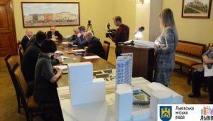 Виконком Львівської міськради розгляне детальні плани територій