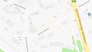 У Львові перекрили частину вулиці Хімічної