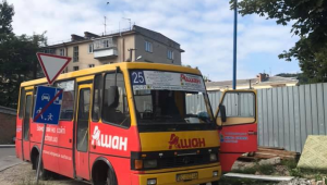 Водії автобусів №25 у Львові ігнорують кінцеву зупинку