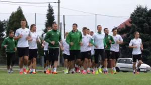 Львівські «Карпати» тренуються в Польщі