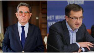 Парламент звільнив двох міністрів - Ємця і Уманського