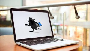 Злодій викрав ноутбук зі львівського університету