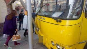 Водії автобусів скоїли на Львівщині чотири ДТП