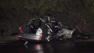 На Львівщині загинули внаслідок зіткнення автомобілів троє людей