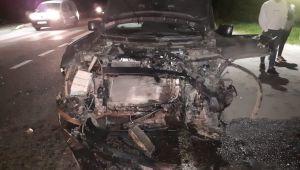 Аварія у Підгірному сталася під час обгону автопоїзда