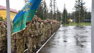 Десантники знову проходять вишкіл на Львівщині