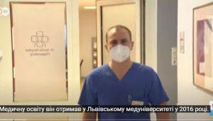 Лікар зі Львова розповів, як і чому медики емігрують у Німеччину (відео)
