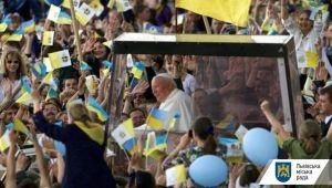У Львові урочисто відкриють проспект святого Папи Івана Павла ІІ. 20 років тому Понтифік був тут
