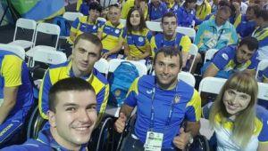 Президент України призначив стипендії львівським паралімпійцям