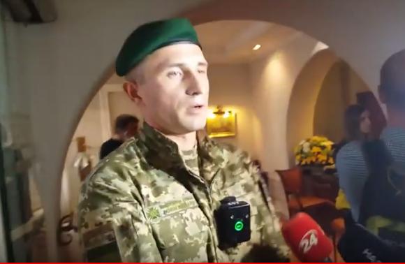Прорив кордону і повернення Саакашвілі вУкраїну: поліція відкрила кримінальну справу