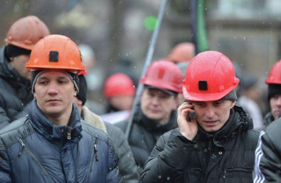 Назарплати шахтарям виділили 70 мільйонів гривень