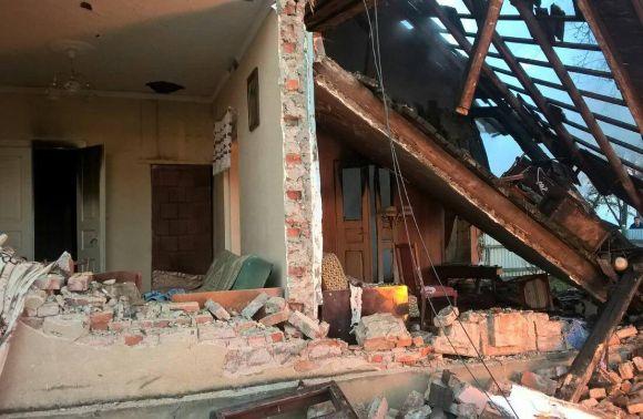 НаЛьвівщині стався вибух: є постраждалий