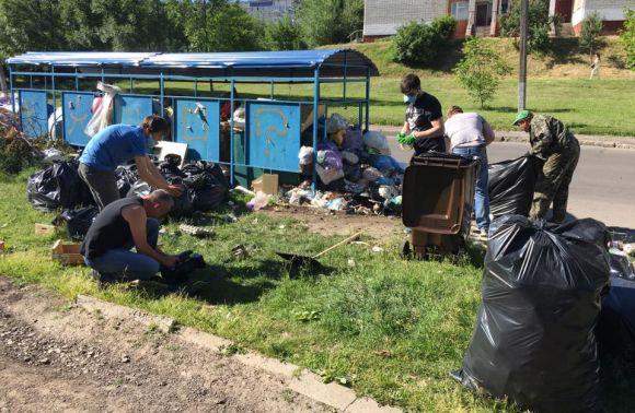УГройсмана приховують, куди вивезуть сміття зі Львова