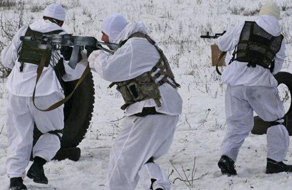 Свіжі дані про кількість російських військових наДонбасі