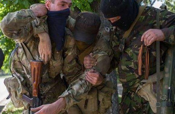 НаДонбассе участились случаи дезертирства среди русских военных