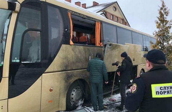 Підрив польського автобуса: вСБУ заявили про теракт
