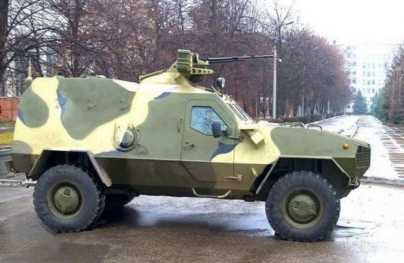 Бронетранспортер «Дозор-Б» виготовлятимуть уЛьвові застандартами НАТО