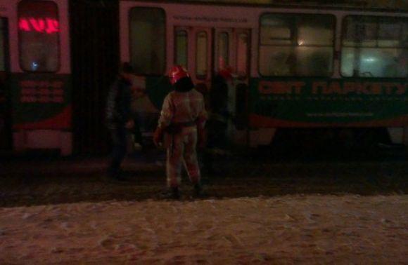 УЛьвові знову зайнявся трамвай