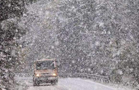 На Львівщині очікуються сильний снігопад і хуртовини | Новини Львова
