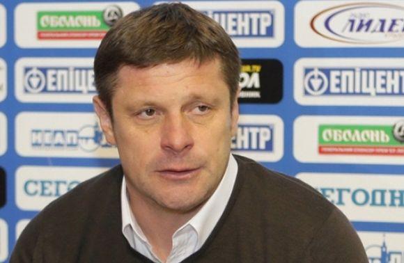 Олег Лужний може стати наступним головним тренером львівських «Карпат»