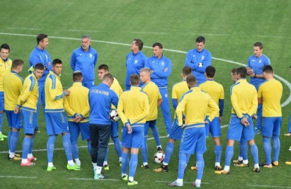 Футбол: Матч Україна— Словаччина відбудеться уЛьвові
