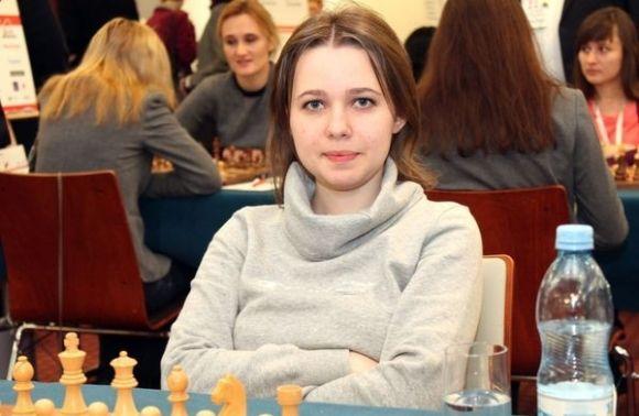 Львів'янка Ганна Музичук перемогла в п'ятому турі чемпіонату Європи зі шахів