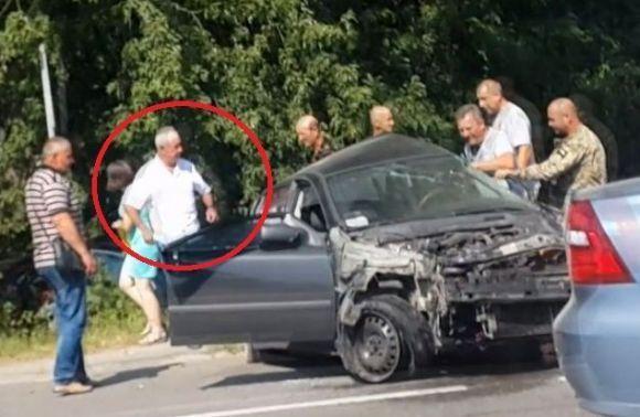 Поліція повідомила Димінському про підозру ускоєнні смертельної ДТП