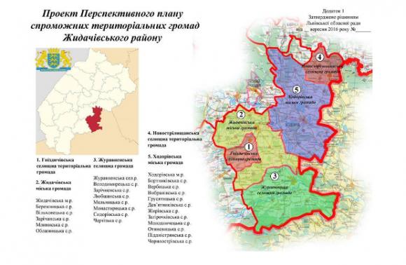 Через Садового об'єднання громад Жовківського району відклали донаступної сесії