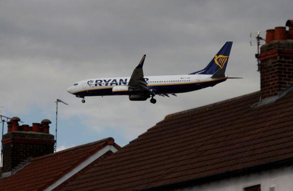 Ryanair почне польоти зУкраїни в Європу надва місяці раніше
