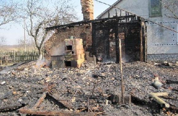 внаслідок пожежі загинула людина